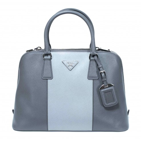 PRADA BL836C SAFFIANO LEATHER TOTE